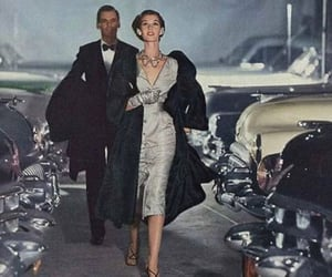 50s, cars, and classy image