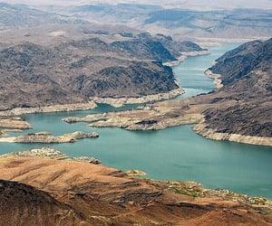 arizona, colorado river, and clark image