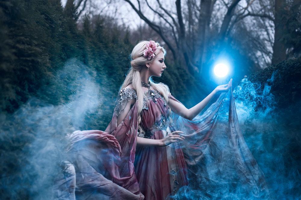 fantasy, fairy, and fairy tale image