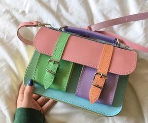 bag, fashion, and grafea image
