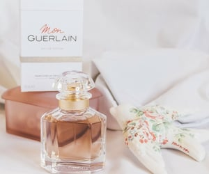 beauty, guerlain, and eaudeparfum image