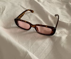 accessories, simple photos, and brown sunglasses image