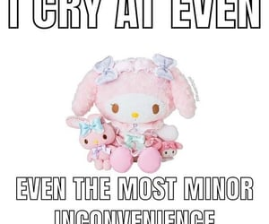 meme and sanrio image