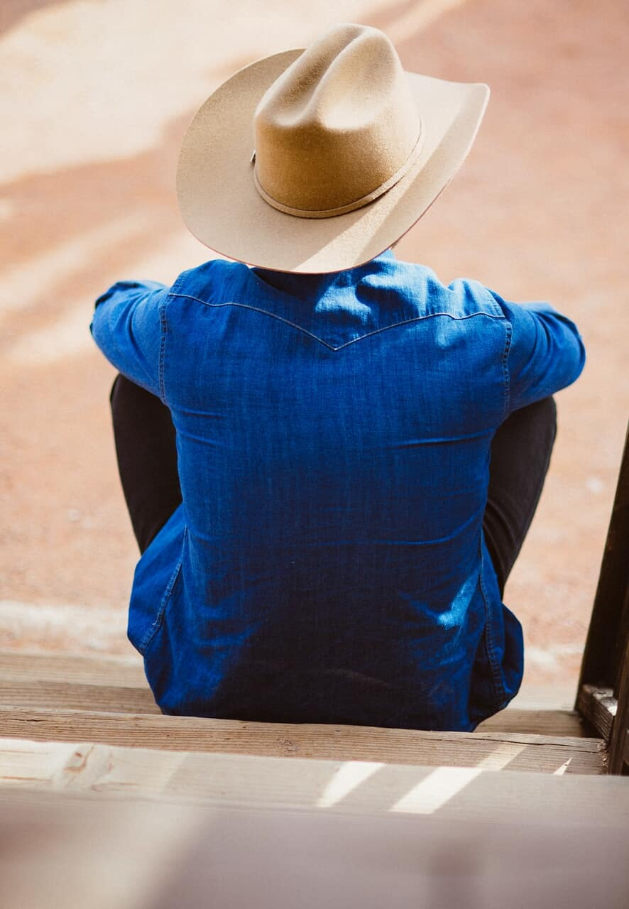 cowboy, cowboys, and people image