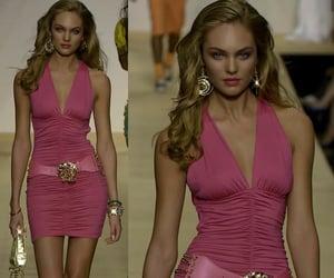 fashion, runway, and candice swanepoel image