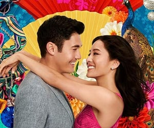 movie, pelicula, and crazy rich asians image