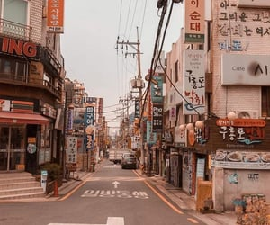 korea and places image