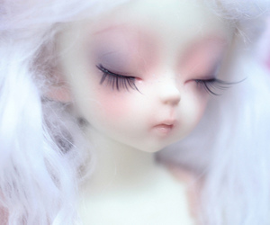 doll, pretty, and expression image