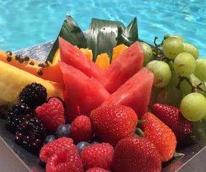 food, FRUiTS, and grapes image