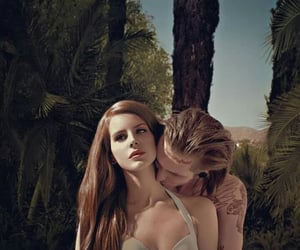 kiss, Queen, and ️lana del rey image