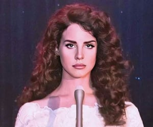iconic, Queen, and ️lana del rey image