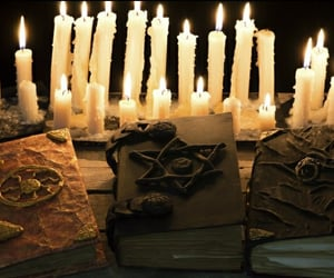 magic, spell, and witchcraft image
