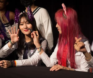 dreamcatcher, kpop, and fansign image