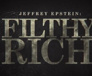 documentary, filthy rich, and netflix image