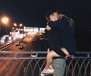 couples, romance, and love image