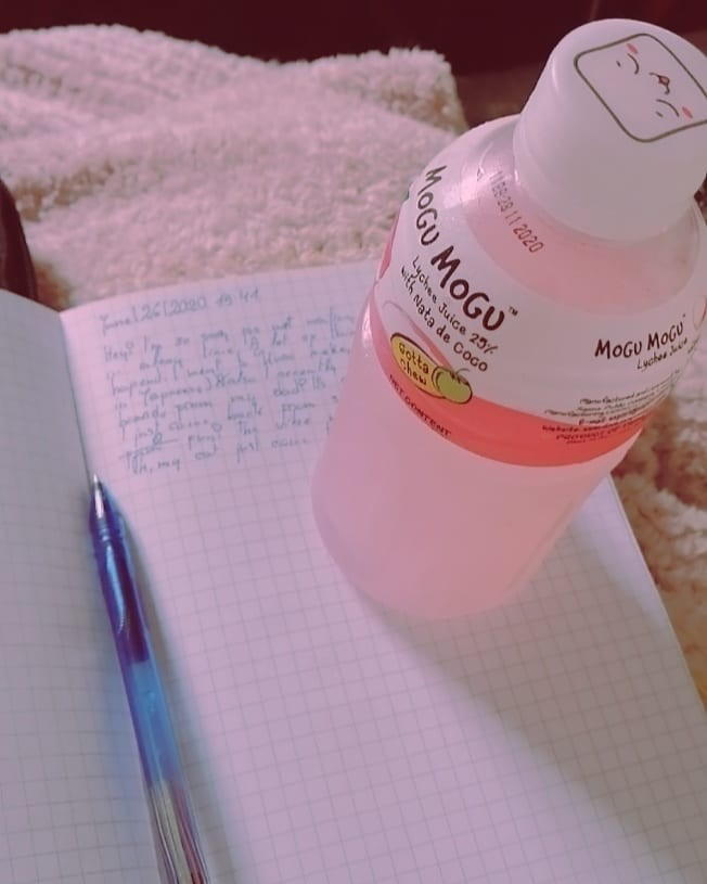 drink, pastel, and pink drink image