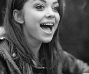 nice, sarah hyland, and smile image