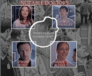 aesthetic, owen hunt, and george o'malley image