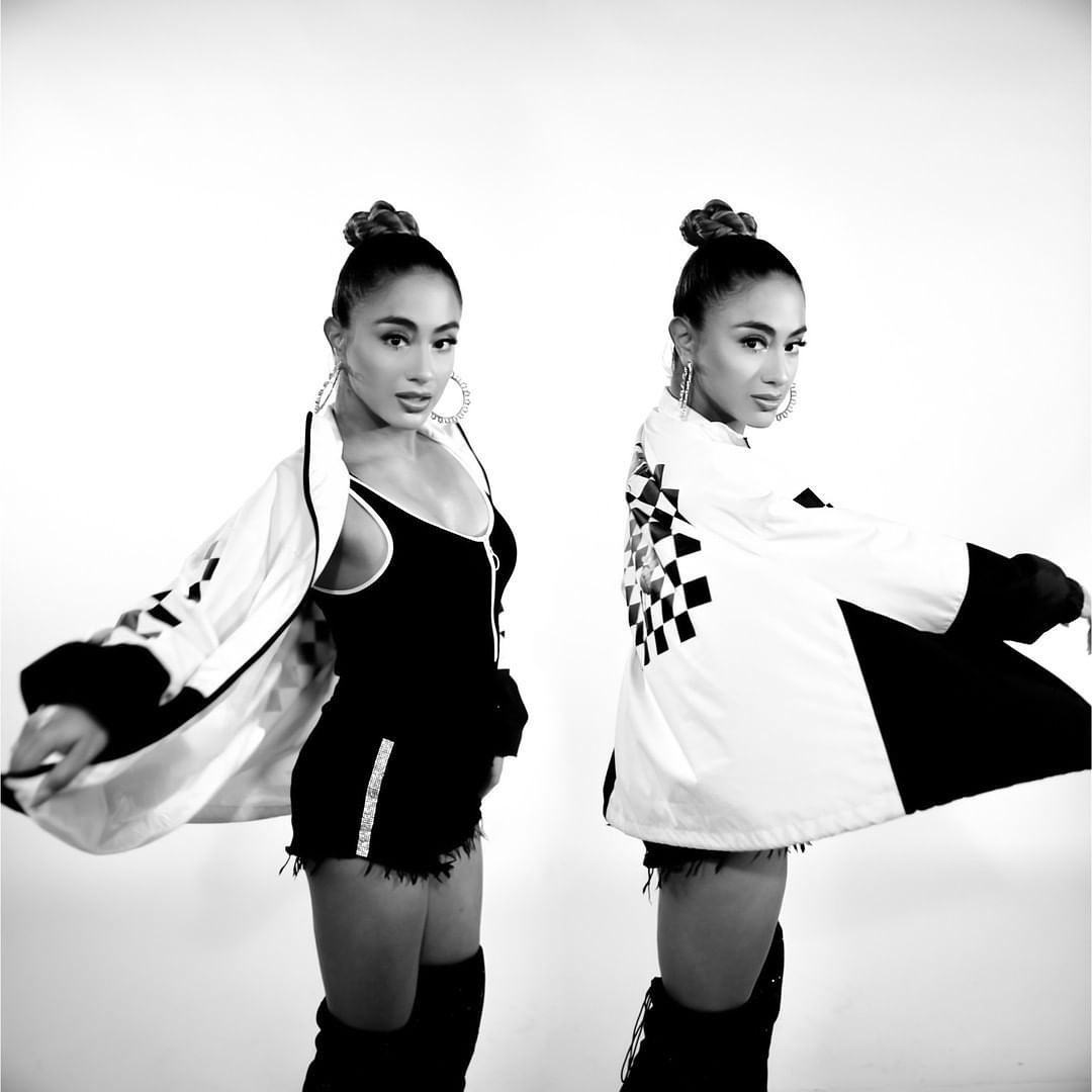 black and white, ally brooke, and fifth harmony image