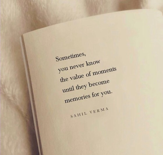 quotes, memories, and poems image