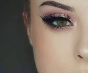 beautiful, beauty, and eyelashes image