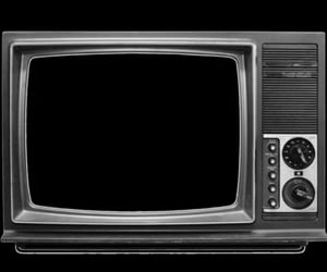 tv, overlay, and editing image
