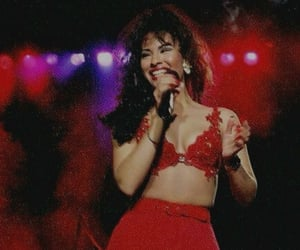mexican, singer, and selena quintanilla image
