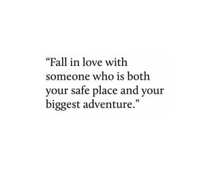 adventure, fall in love, and place image