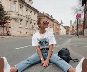 fashion, jeans, and chic classy luxury image