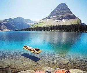 Glacier National Park, montana, and usa image