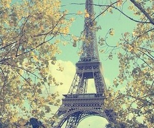 eiffel tower, pretty, and france image