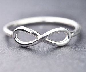 infinity, fashion, and forever image