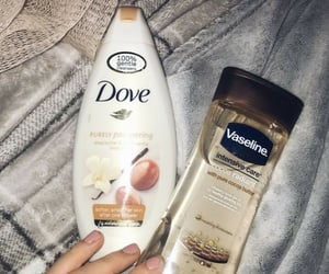 hair, lotions, and body image