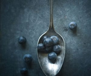 blueberry and photography image