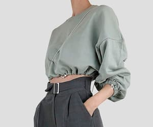 blouse, brand, and casual image