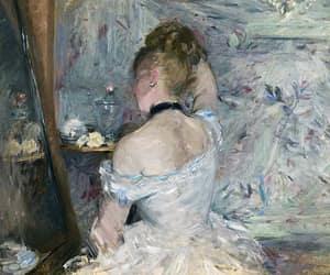painting, art, and berthe morisot image