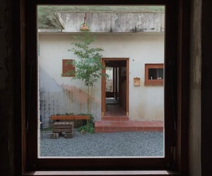 comfort, courtyard, and home image