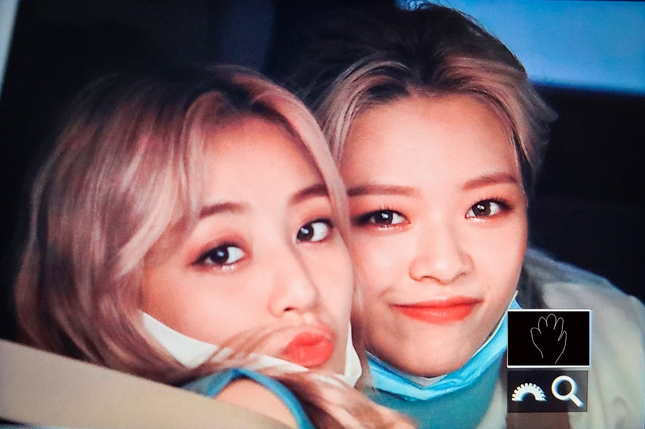 twice, jihyo, and jeongyeon image