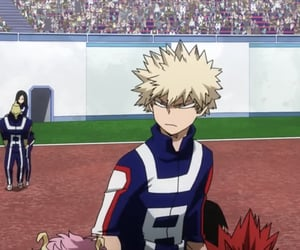 mha, bakugou, and bakugo image