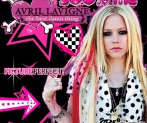 aesthetic, Avril Lavigne, and emo image