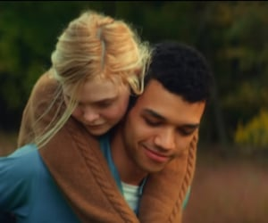 couple, Elle Fanning, and 20th century women image