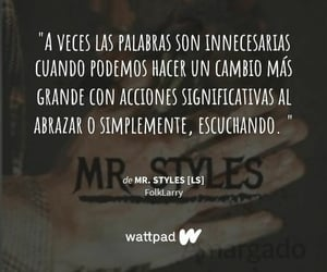 amor, frases, and larry image