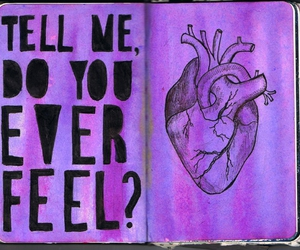 creative, emotional, and heart image