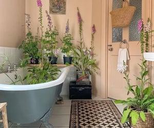aesthetic, bath, and bathroom image