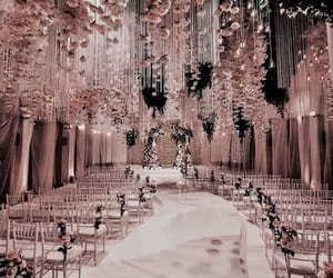rose gold, decorations, and pretty image