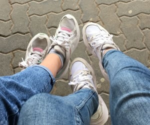 shoes, friendshipgoals, and 🏼 image