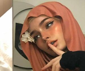 dz, aesthetic, and beauty makeup image