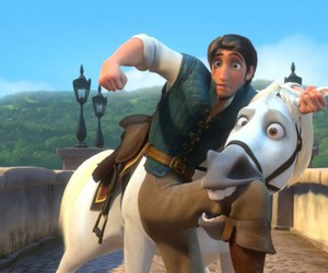 tangled and eugene and max image