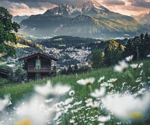 Alps, germany, and mountains image