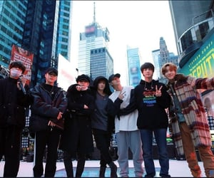 kpop, new york, and bts image